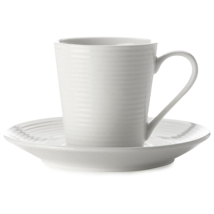 Casa Domani Evolve Demi Cup & Saucer