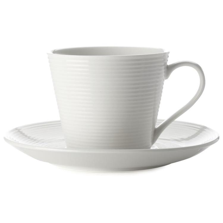 Casa Domani Evolve Cup & Saucer