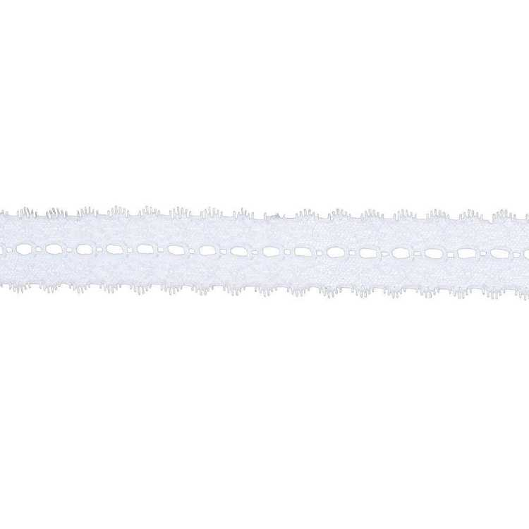 Semco Iridescent Eyelet Lace Sold By The Metre