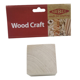 Arbee Wood Craft Cube