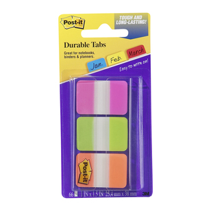 3M Post It Tab Filing Index