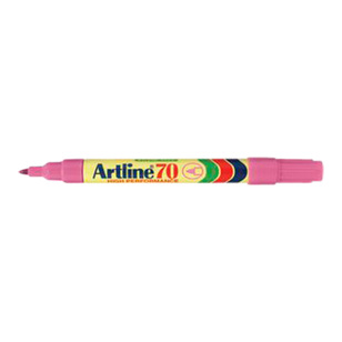 Artline 70 Bullet Refillable Permanent Marker