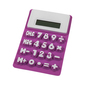 OfficeMax 8 Digits Calculator Pink