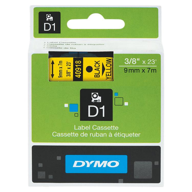 Dymo D1 Labelling Tape Cassette