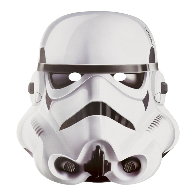 Star Wars Classic Masks
