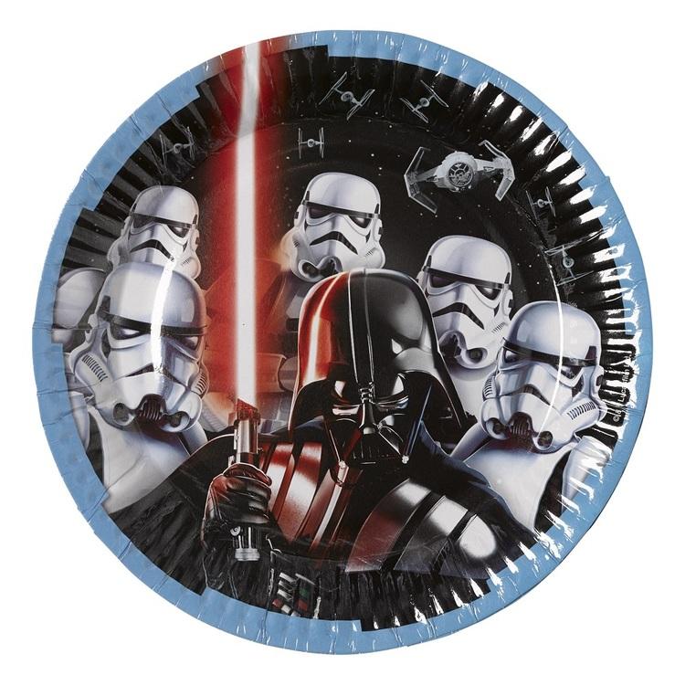 Star Wars Classic Plates 23 cm