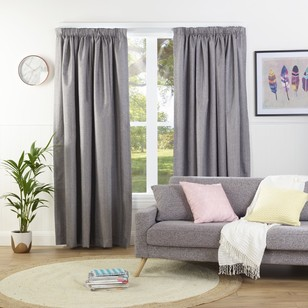 Gummerson Contempo Pencil Pleat Curtain