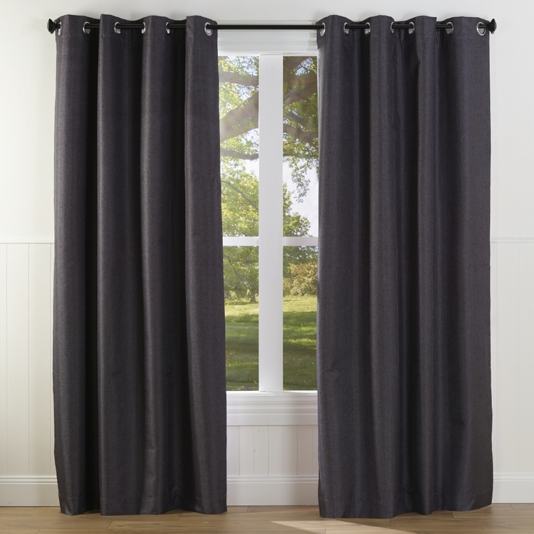 Gummerson Contempo Eyelet Curtain