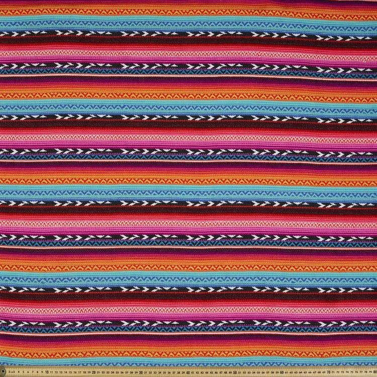 Mexican Poncho Sherpa
