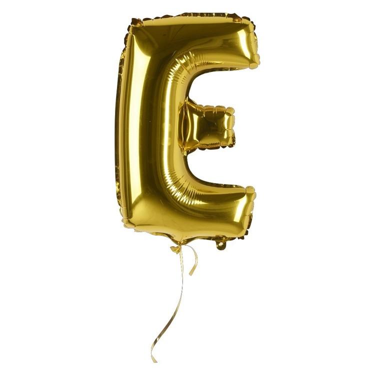 Artwrap Miniloon Letter E Foil Balloon