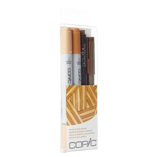 Copic Ciao Doodle Kit 4 Pack