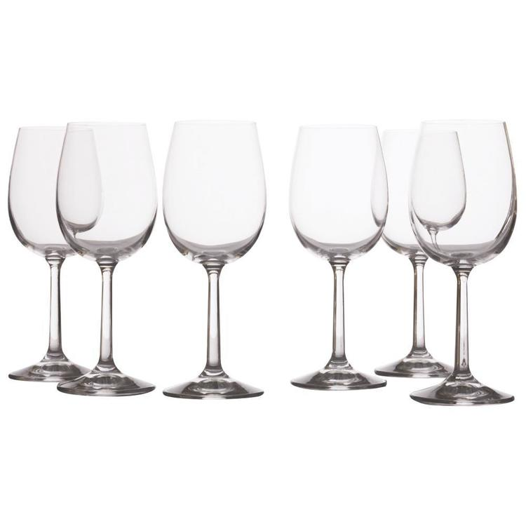 Casa Domani Evolve Red Wine Glass Set