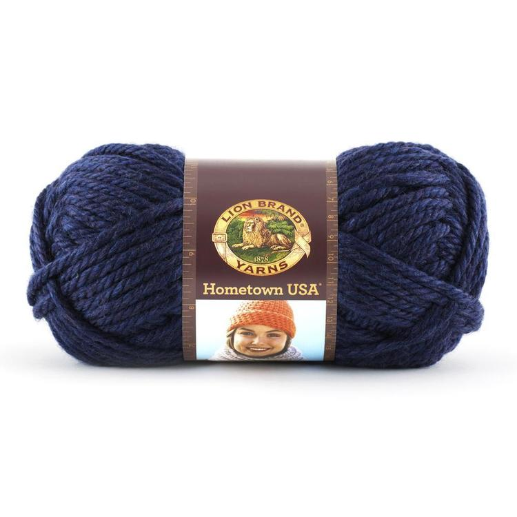 Lionbrand Hometown USA Yarn 142 g