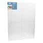 Semco Stretched Canvas White