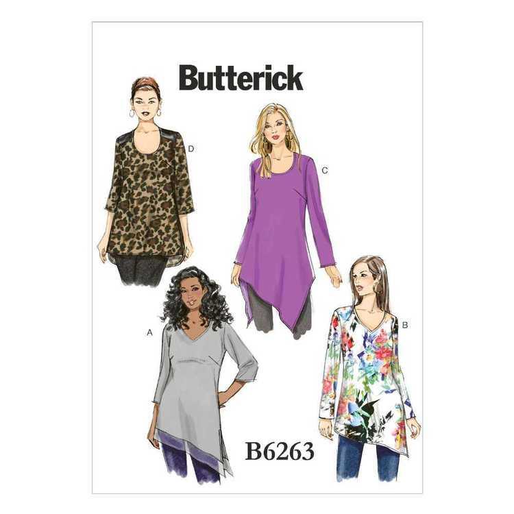 Butterick Pattern B6263 Women's Tunic