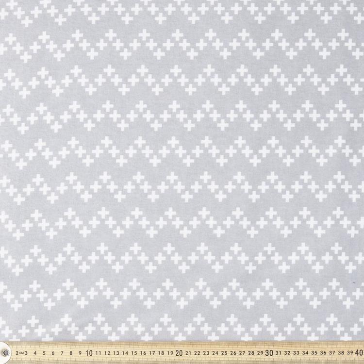 Crosses Flannelette