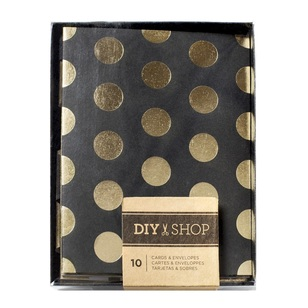 American Crafts DIY Shop Card Set