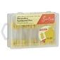 Sew Easy Decorative Numbered Pins 11 - 20 Yellow & Silver 43 mm