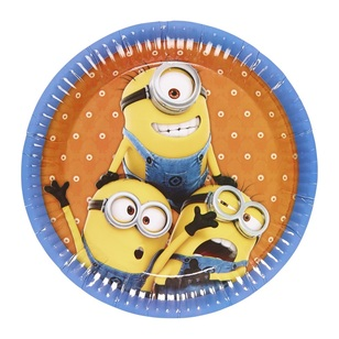 Minions Plate Pack