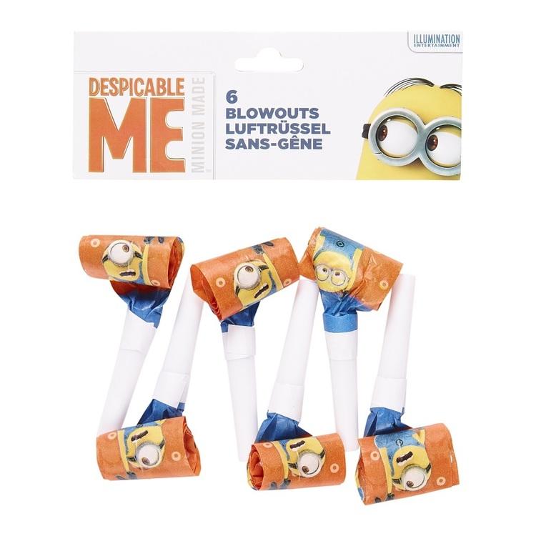 Minions Blowouts