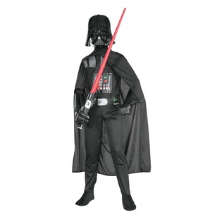 Star Wars Deluxe Kid's Darth Vader Costume 6 - 8 Years