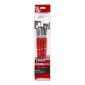 Princeton Supavalue 9452 Acrylic Brush Pack Red