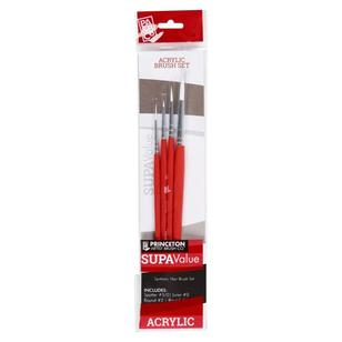 Princeton Supavalue 9477 Acrylic Brush Pack