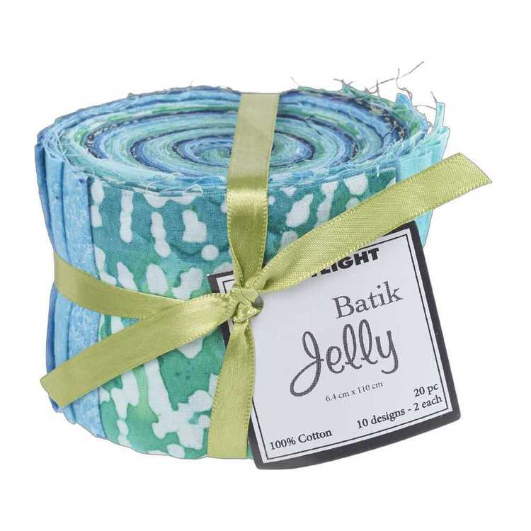 Batik Jelly Roll 20 Pack