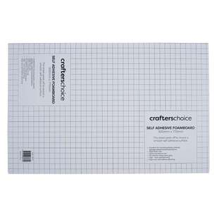 Crafters Choice Self Adhesive Foam Sheet