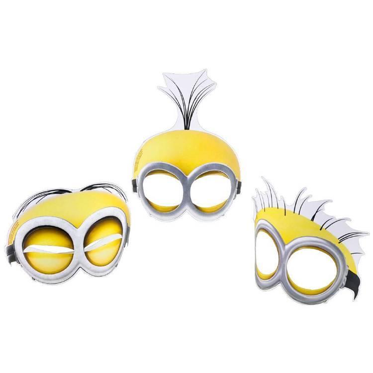 Amscan Minions Mask