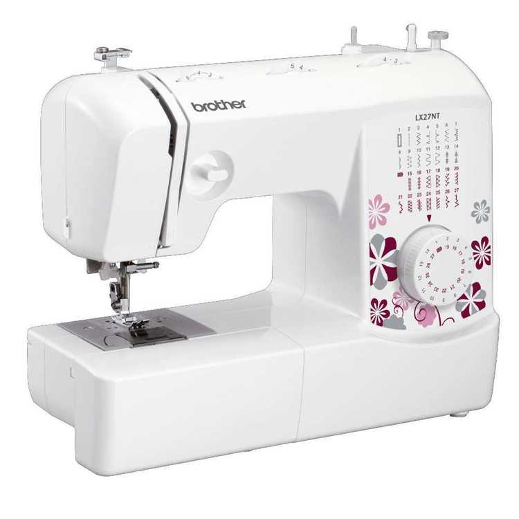 Brother LX27NT Sewing Machine White