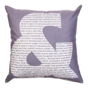 KS Studio Ampersand Cushion
