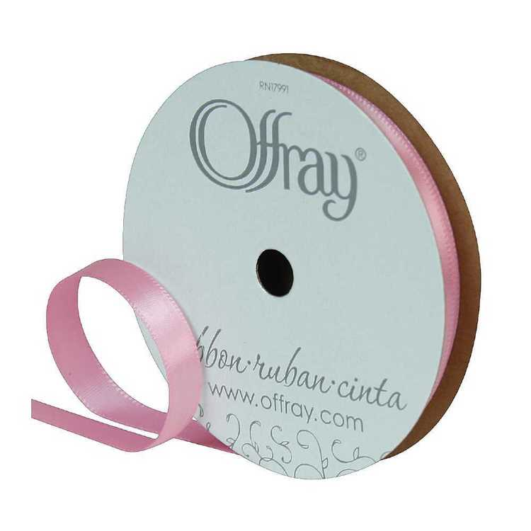 Offray Single Face Satin Ribbon