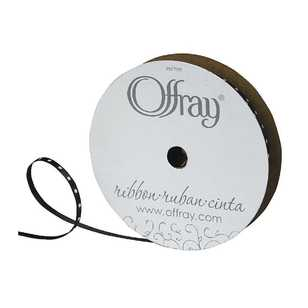 Offray DFS Mini Dot Ribbon