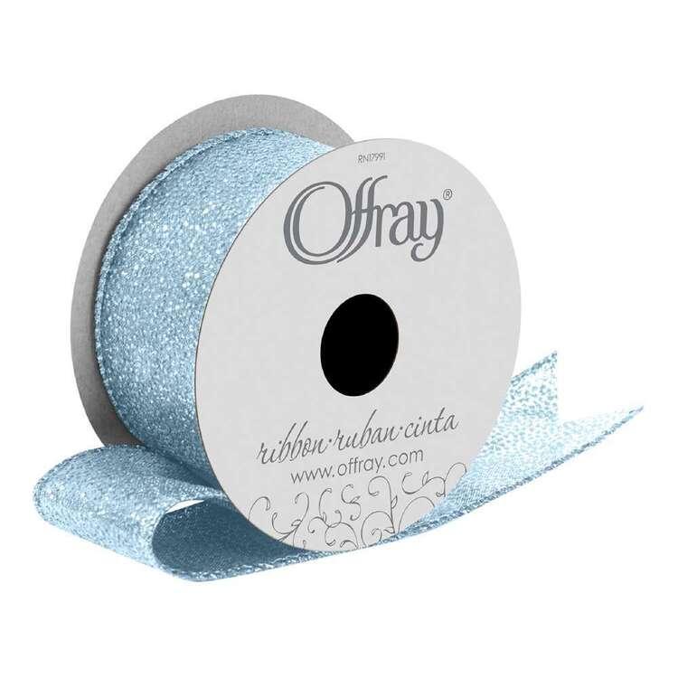 Offray Glitter Ribbon