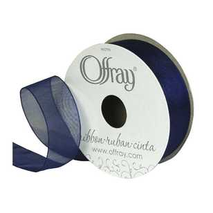Offray Simply Sheer Ribbon