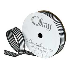 Offray Oxford Ribbon