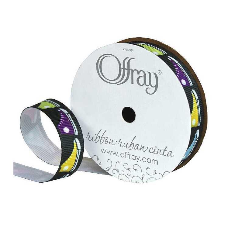 Offray Sneaker Ribbon