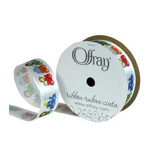 Offray Animal Turn Ribbon