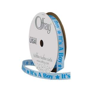 Offray Baby Celebration Ribbon