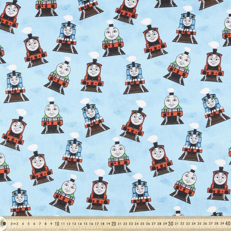 Thomas & Friends Allover Fabric