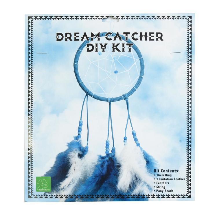 Shamrock Craft Large Dream Catcher Kit