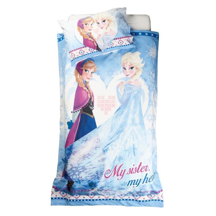 Disney Frozen Sisterly Love Quilt Cover Set