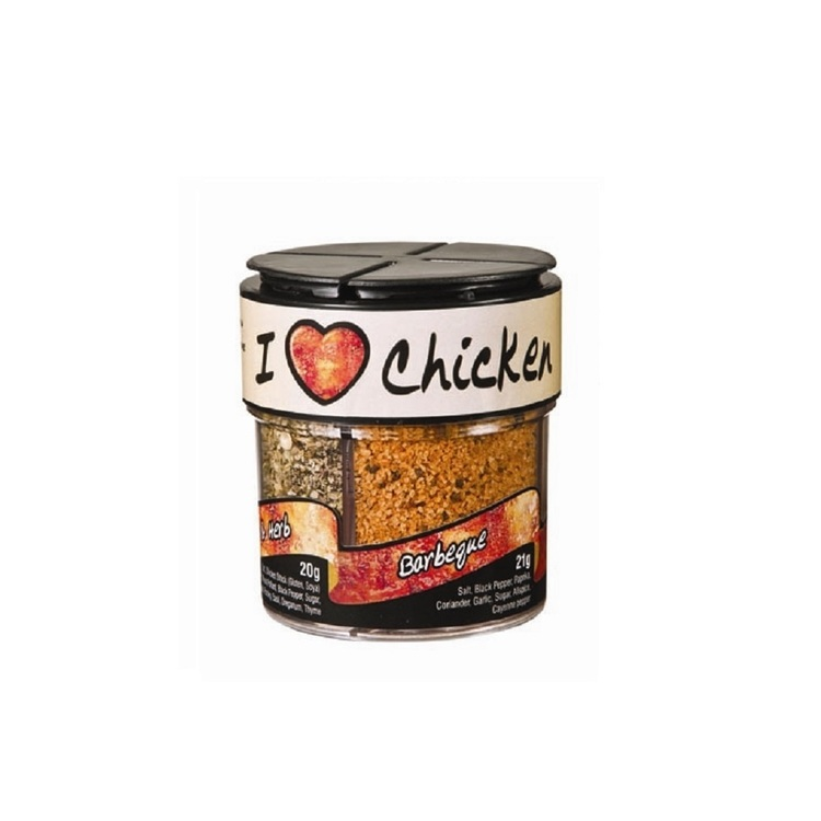 I Love Chicken 4-In-1  Seasoning