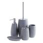 Ladelle Sahara Soap Dispenser Grey
