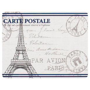 Ladelle Dine Paris Stamp Placemat Pack