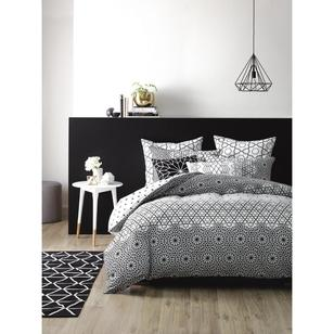 Mod By Linen House Albion Quilt Cover Set