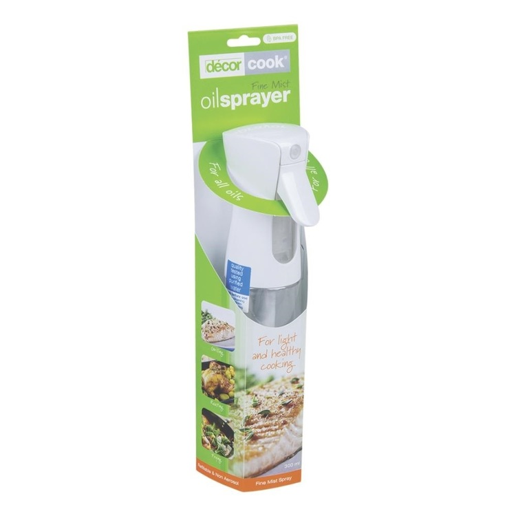 Decor Cook Refillable Oil Sprayer