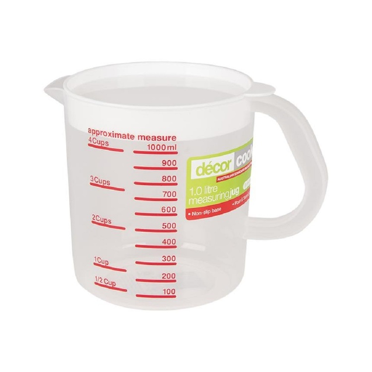 Decor Cook Measuring Jug 1 L