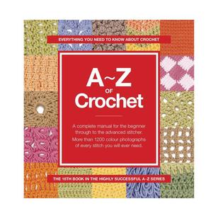 Search Press A-Z Of Crochet Book